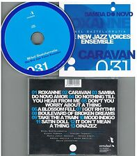 Mikel Gaztelurrutia - The new jazz voices ensemble CD Album 2009