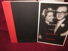 After Visiting Friends: A Son's Story ~ Michael Hainey.  HbDj 2013  in OZ UNread