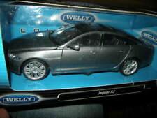 1:24 Welly Jaguar XJ grau/grey in OVP