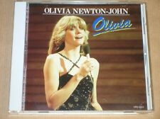 CD RARE MADE IN JAPAN / JAPON / OLIVIA NEWTON JOHN / OLIVIA / EXCELLENT ETAT