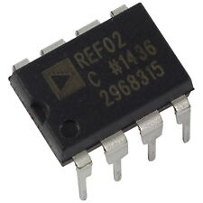 REF02CPZ Analog Devices Referenzspannungsquelle 5V 0,3% Reference DIP-8 856128
