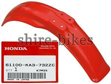 NEW Genuine Honda Front Mudguard Fender CR125R 83-91, CR250R ELSINORE 83-91