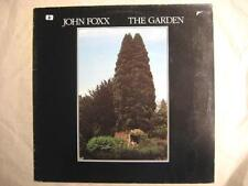 "JOHN FOXX ""THE GARDEN"" - LP - ULTRAVOX"