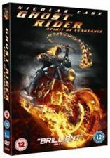 Ghost Rider Spirit of Vengeance 5030305515690 With Nicolas Cage DVD Region 2