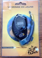 Calcio Swiss Le Tour de France Official Stopwatch/Timer .Free post