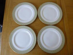4 Royal Doulton Sonnet Dinner Plates H5012