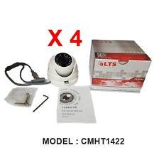 *** 4 LOT *** Platinum HD-TVI Turret Camera 2.1MP True Day/Night, Smart IR