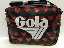 31370387c9 Borsa tracolla GOLA REDFORD HEARTS CUB 968 black/red/white