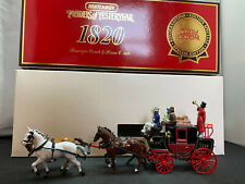 Matchbox Models Of Yesteryear 1820 Passenger Coach & Horses YS-39 Diecast 1/43