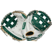 "Rawlings Liberty Advance Fastpitch Catchers Mitt 33"" RLACM33FPDG Right Throw"