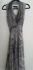 David Lawrence Silk dress  size 10 stunning. Great for many occasions .