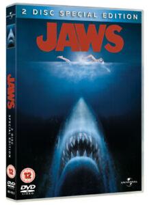 Jaws DVD (2005) Roy Scheider, Spielberg (DIR) cert 12 2 discs Quality guaranteed
