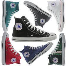 Converse All Star Hi Chucks icónicas hi-top sneakers casual nuevo Canvas