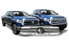 2014-2017 Toyota Tundra SR chrome grille insert overlay grill trim