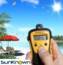 Sunlight Meter for Measuring Harmful Ultraviolet Solar Light Radiation UV Index