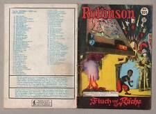 cgb ROBINSON Nr.101 *Fluch und Rache (Fritz Tasché)*Raumpilot Speedy*Zorro* Z 3