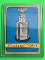 1972-73 OPC O-Pee-Chee Stanley Cup Champions #253 Stanley Cup Trophy