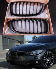FAST EMS x2 Performance BLACK Grills for BMW F32 F33 4 Series F82 M4 F80 M3