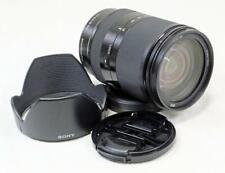 """AS-IS"" Sony E 18-200mm f/3.5-6.3 OSS LE w/ Hood - MUST READ! (4220)"