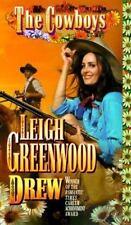 Drew (Cowboys), Leigh Greenwood, 0843947144, Book, Good