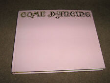 "RARE 1968  ""COME DANCING"" HARD BACK BOOK 190 PAGES OF NOSTALGIC DANCING PICS ETC"