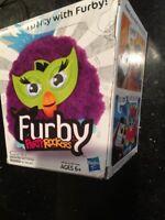 Furby Party Rockers Creature Purple Hasbro 2012 NEw In Box