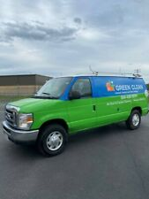 Carpet Cleaning Van For Sale 2011ford E350 And Truckmount Prochem Blazergt 2017