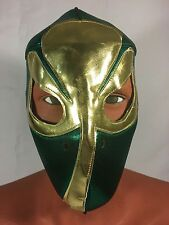 LUCKY MAN! WRESTLING-LUCHADOR MASK! Cool Design! UNIQUE DESIGN! HANDMADE MASK!!