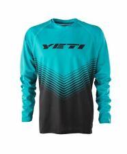Yeti Alder Long Sleeve Jersey Turquoise / Storm