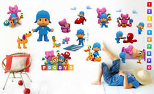 Pocoyo wall sticker home decor wall decal home  bedroom art mural 70cmX35cmX2