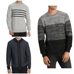 x3 MADDOX Men Pull Over/ Cardigan Size M (Brand New With Tags) (All 3 of them)
