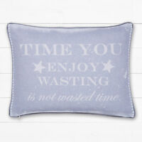 Catherine Lansfield Time You Enjoy Cushion 30x40 cm