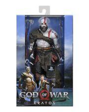 God of War 2018 Kratos figura de Acción 18cm NECA