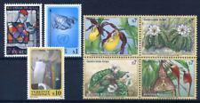 ONU Vienna 1996 Mi. 202-208 Nuovo ** 100% Bandiera, Specie in pericolo