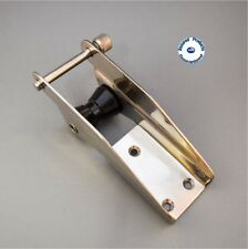 NEW BOAT BOW ROLLER 316 STAINLESS STEEL WITH DROP NOSE PIN