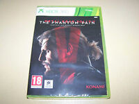 Metal Gear Solid V The Phantom Pain  Xbox 360 ** New & Sealed**