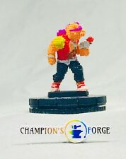Heroclix TMNT Unplugged Series 4 Bebop #009 Common w/ Card