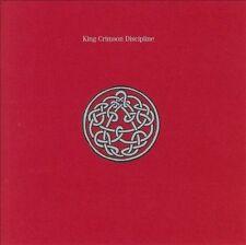 Discipline (30th Anniversary Edition) [Remaster] by King Crimson (CD,...