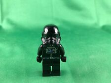 LEGO Star Wars ~Minifigure Black Pilot stormtrooper -7659 Imperial Landing Craft