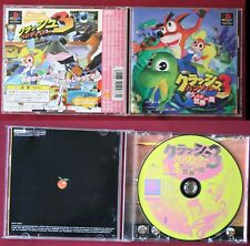 jeu  PS1 , CRASH BANDICOOT 3, version JAP, Très bon état