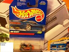 HOT WHEELS #1106 -1 GO KART MALAY AMER