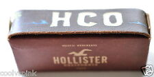 Hollister Bracelet Leather Wristband Band Vintage HCO New