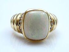 Juw. H.Stern Ring Brillanten und Vollopal 750 Gold orig. Rechnung und Expertise