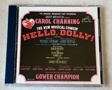 Hello Dolly Original Broadway Cast Recording Carol Channing CD RCA Soundtrack