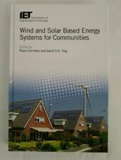 Energy Engineering: Wind and Solar Based Energy Systems for Communities...