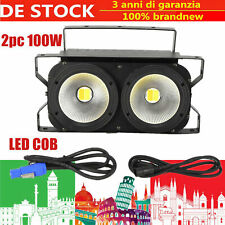 stageblinder 200W LED COB Blinder Stage Lighting cieca Teatro Palco Luce DHL NEU