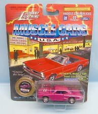 19152 JOHNNY LIGHTNING / MUSCLE CARS REPLICAS  / 1970 SUPER BEE ROSE 1/64