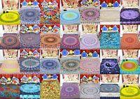 Indian Comforter Mandala Bohemian Twin Cotton Doona Duvet Cover Quilt Cover Set
