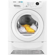 Zanussi ZDC8203W 8kg B Rated Freestanding Condenser Dryer - White