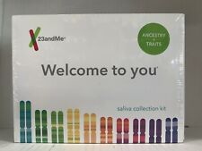 23andMe Ancestry + Traits Personal Genetic Dna Test - Unopened - 08/21 FreeShip!